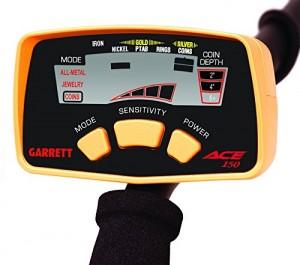 Garrett Ace 150 Metal Detector Faceplate